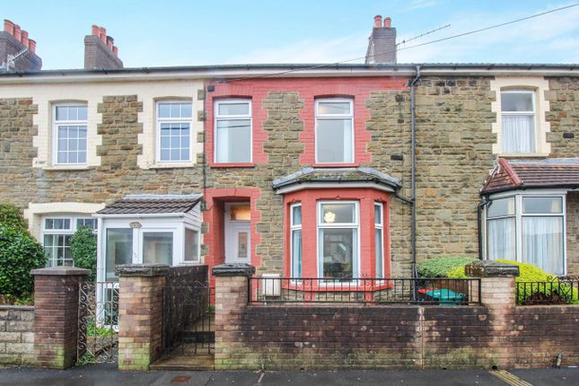 Thumbnail Terraced house for sale in Richmond Road, Six Bells, Abertillery