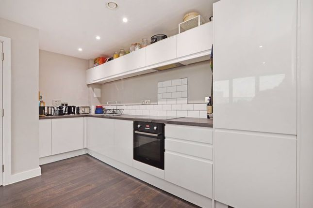 Kitchen of Apt 48, The Fitzgerald, West Bar, Sheffield S3
