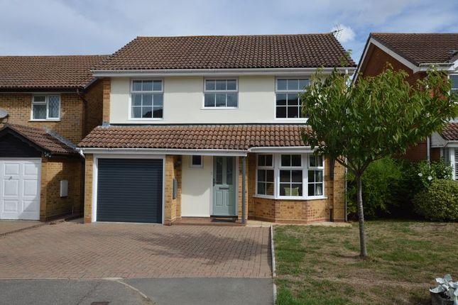 Thumbnail Detached house for sale in Haydock Close, Alton, Hampshire