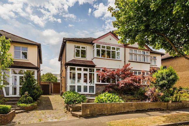 Semi-detached house for sale in Sandhills, Wallington