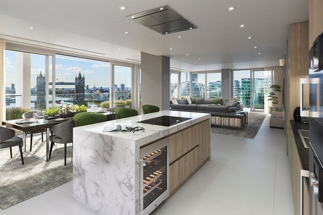 "Thumbnail Flat for sale in ""Penthouse"" at Leman Street, London"