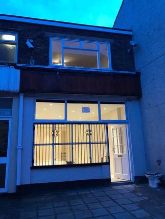 Office to let in Nile Street, Burslem