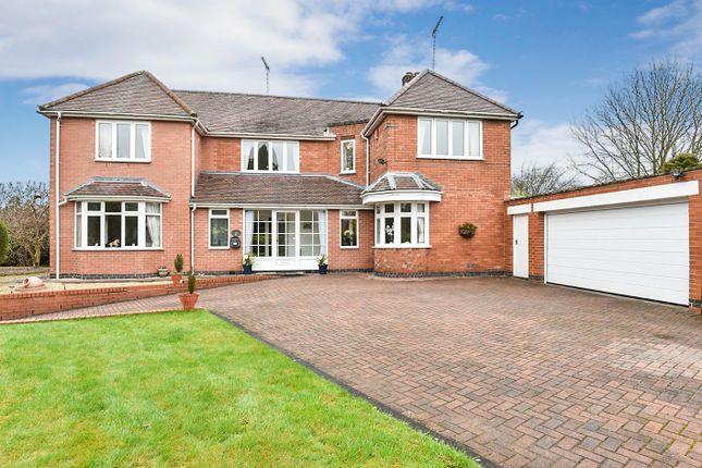 Thumbnail Detached house for sale in Burnside, Rolleston-On-Dove, Burton-On-Trent