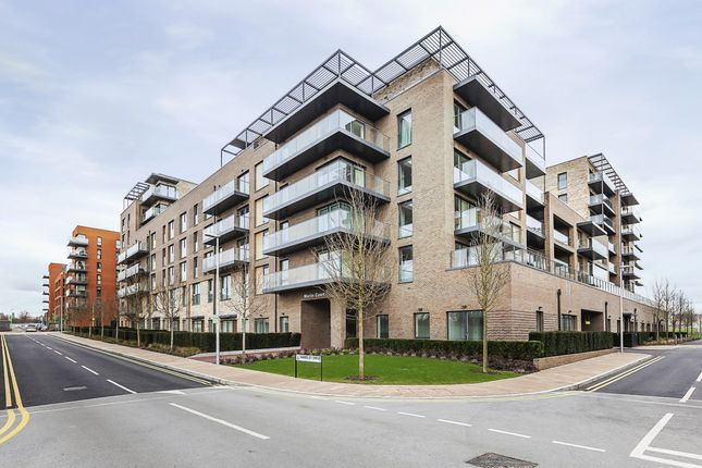 Thumbnail Flat to rent in 2 Portal Terrace, Handley Drive, London