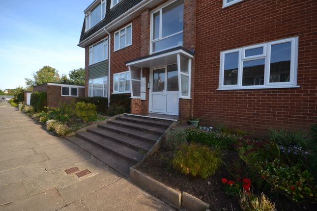 Thumbnail Flat to rent in Old Abbey Court, Exeter