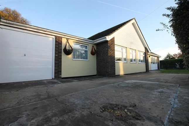 Thumbnail Bungalow for sale in Beach Drive, Scratby, Great Yarmouth
