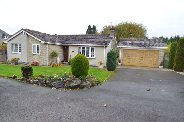 Thumbnail Detached bungalow for sale in Flaxpits Lane, Winterbourne, Bristol