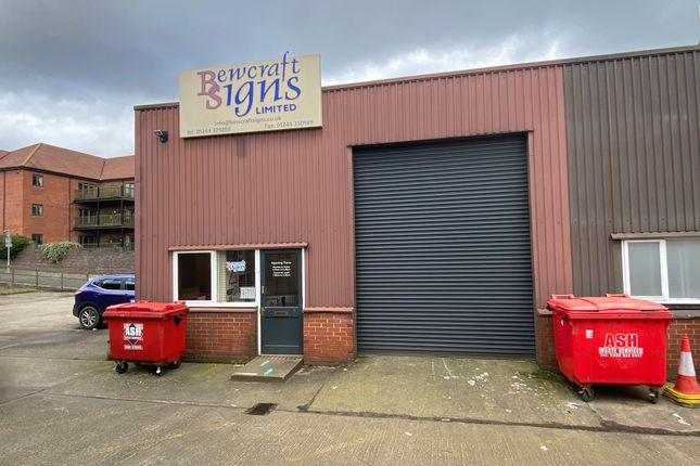Thumbnail Light industrial to let in Milton Street, Chester