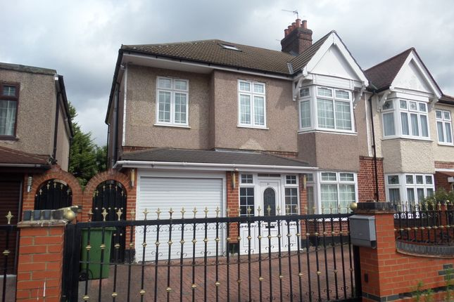 5 bed semi-detached house for sale in Crantock Road, London
