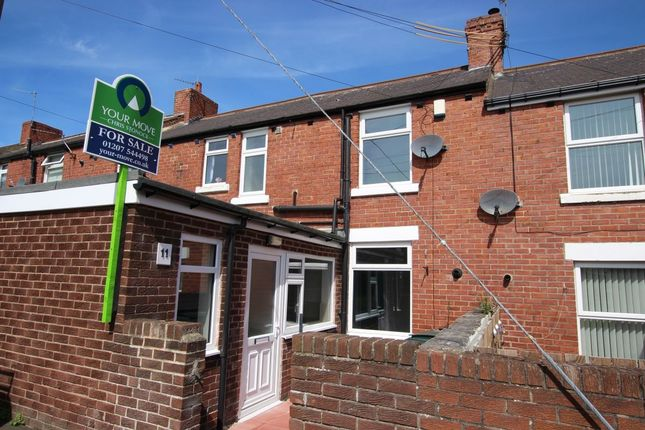 Terraced house for sale in Dene View, Highfield, Rowlands Gill