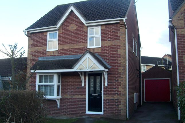 Thumbnail Detached house to rent in Brayfield Close, Bury St. Edmunds