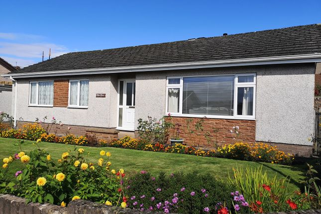 Front Gardens of Monks Close, Penrith CA11