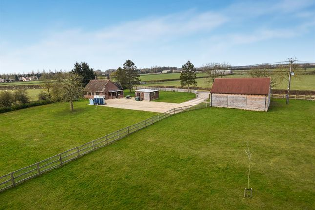 Thumbnail Detached bungalow for sale in Weston-On-The-Green, Bicester