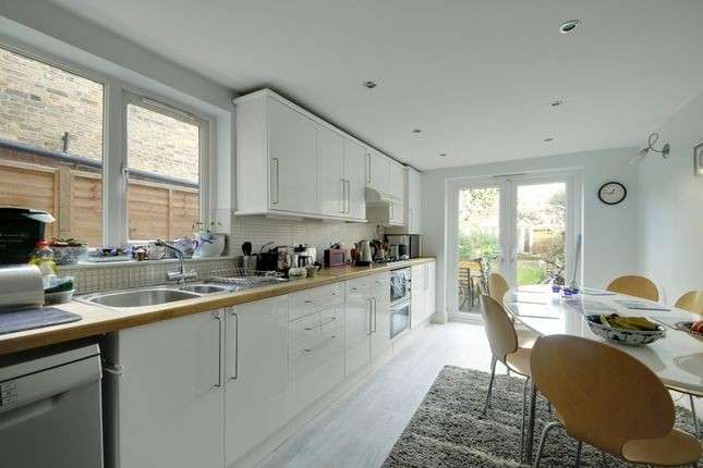Thumbnail Terraced house to rent in Beaumont Road, Chiswick