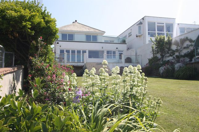 Thumbnail Detached house for sale in Pentire Avenue, Newquay