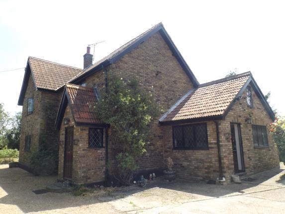 Thumbnail Detached house for sale in Fen Lane, North Ockendon, Upminster