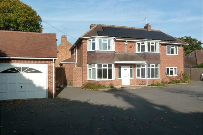 Thumbnail Detached house for sale in Appleford Road, Sutton Courtenay, Abingdon, Oxfordshire