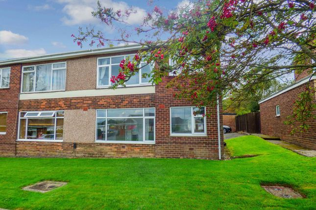 Thumbnail Flat for sale in Greenways, Consett