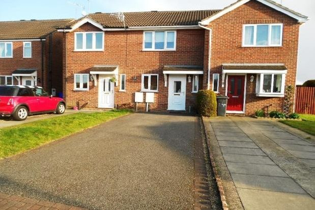 Thumbnail Property to rent in Near Meadow, Long Eaton, Nottingham