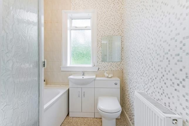 Bathroom of Turret Road, Knightswood, Glasgow, Scotland G13