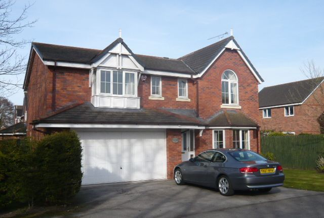 Thumbnail Detached house to rent in Cobbs Lane, Hough, Crewe, Cheshire