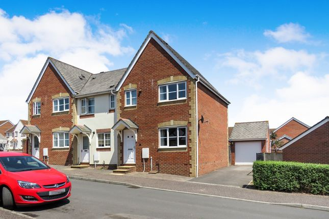 Thumbnail End terrace house for sale in Standfast Place, Taunton