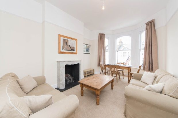 Thumbnail Flat to rent in Whittingstall Road, Parsons Green