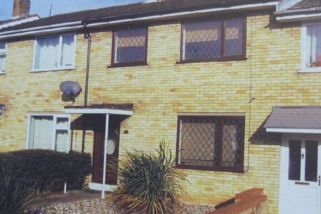 Thumbnail Terraced house to rent in Mcintyre Walk, Bury St. Edmunds