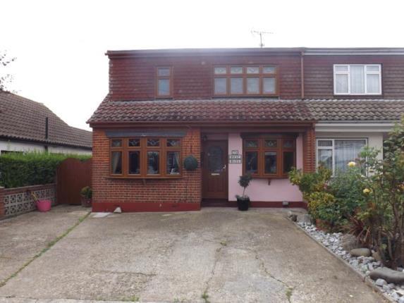 Thumbnail Property for sale in Wavertree Road, Benfleet