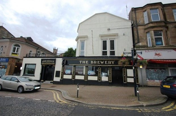 Thumbnail Studio to rent in The Brewery Argyll Street, Dunoon