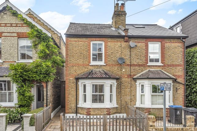 Thumbnail Semi-detached house to rent in Craven Road, Kingston Upon Thames