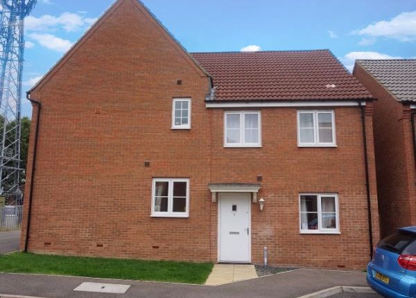 Thumbnail Semi-detached house for sale in Riverview Way, King's Lynn