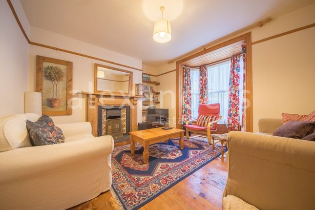 Thumbnail Terraced house to rent in Custom House Street, Aberystwyth
