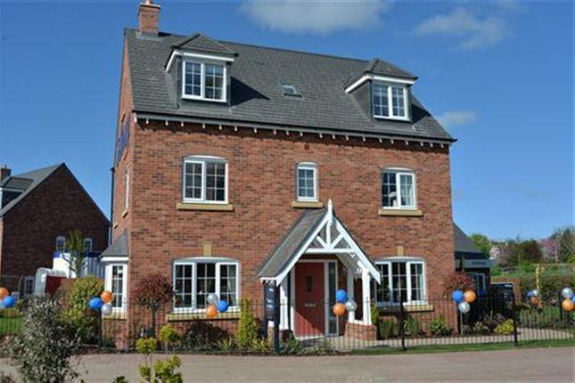 Thumbnail Detached house for sale in Burton Road, Ashby-De-La-Zouch