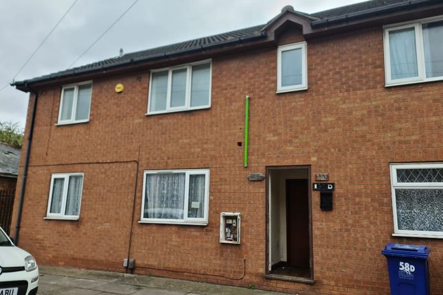 2 bed flat for sale in 58C Stortford Street, Grimsby, South Humberside DN31