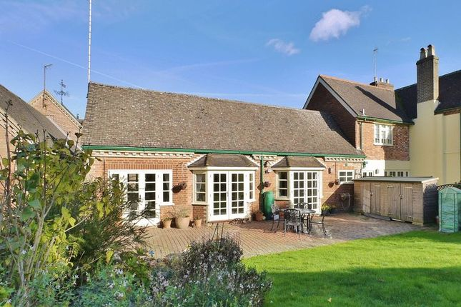 Thumbnail Semi-detached bungalow for sale in Halls Hole Road, Tunbridge Wells