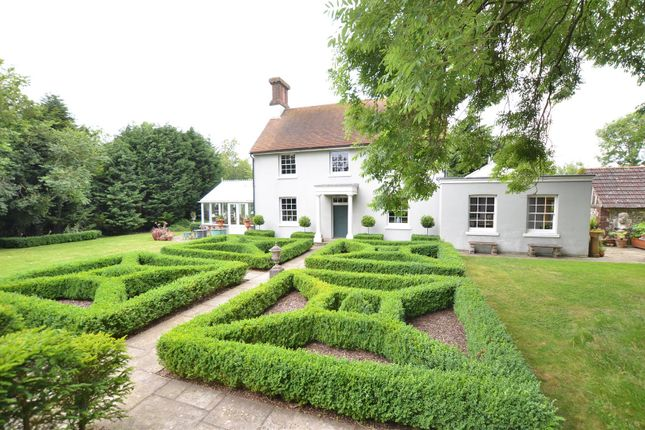 Thumbnail Equestrian property for sale in Woodplace Lane, Coulsdon