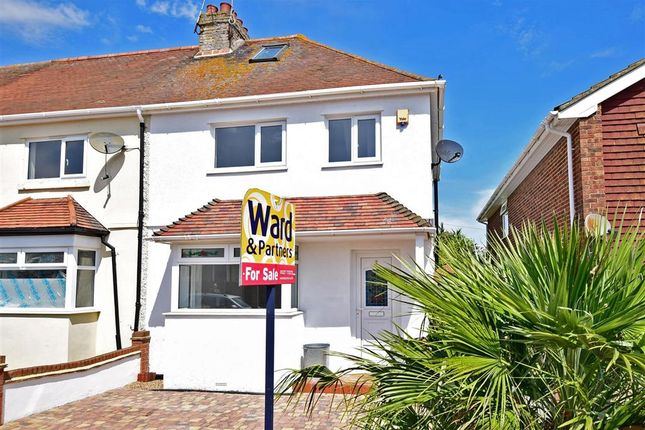 Thumbnail Semi-detached house for sale in Highgate Road, Whitstable, Kent