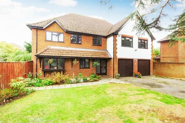 Thumbnail Detached house for sale in Long Drive, Burnham, Buckinghamshire