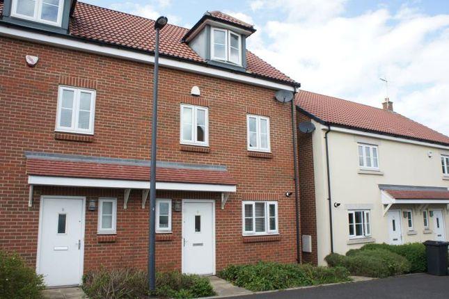 Thumbnail Semi-detached house to rent in John St Quinton Close, Stoke Gifford, Bristol