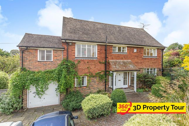 Thumbnail Detached house for sale in Walnut Tree Walk, Eastbourne