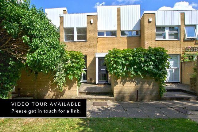 Thumbnail Terraced house for sale in Highsett, Cambridge