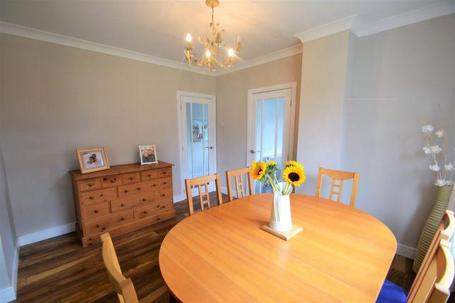 Dining Room of Twiss Green Lane, Culcheth, Warrington WA3