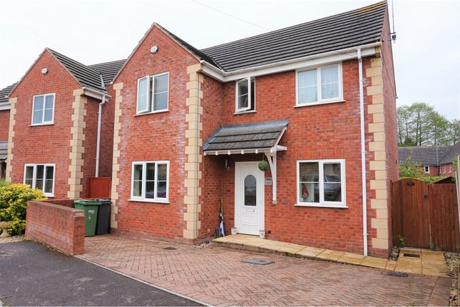 Detached house for sale in School Road, Dursley