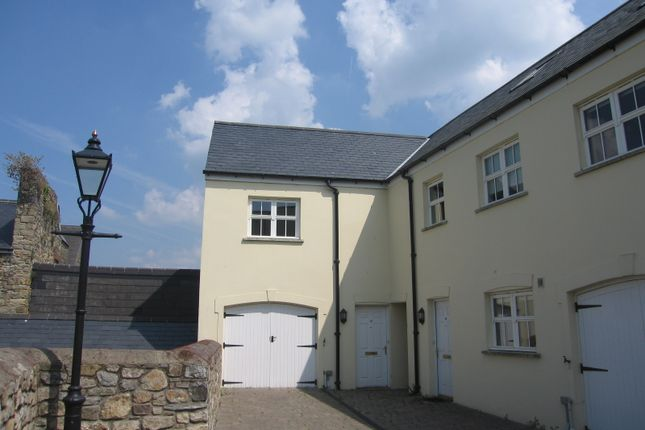 Thumbnail Mews house for sale in Market Street, Haverfordwest