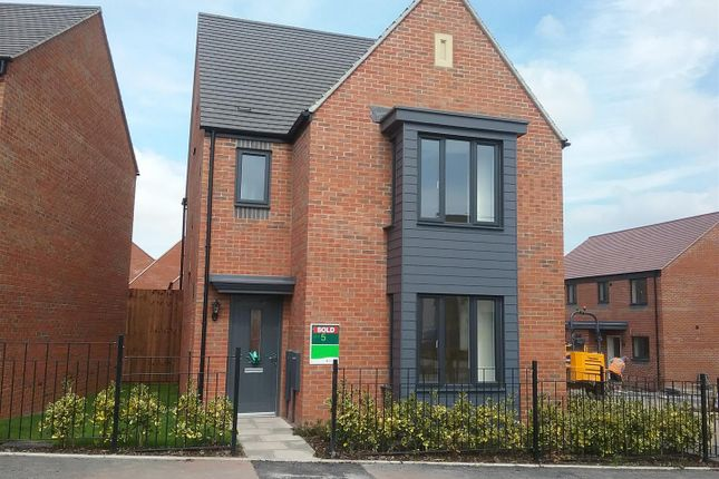 Thumbnail Property to rent in Birchfield Way, Lawley, Telford