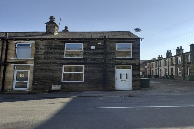 Thumbnail Terraced house to rent in Whitcliffe Road, Cleckheaton, West Yorkshire