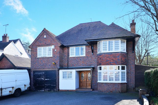 Thumbnail Detached house for sale in Russell Road, Moseley, Birmingham