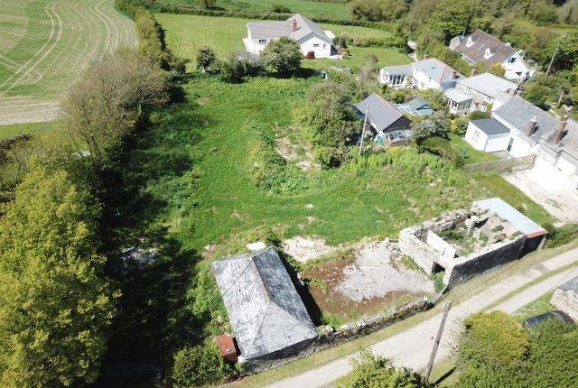 Thumbnail Land for sale in Trenance, St. Issey, Wadebridge
