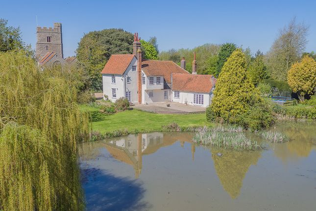 Thumbnail Detached house for sale in Church Lane, East Mersea, Colchester